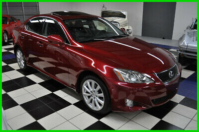 2008 Lexus IS AWD - PREMIUM PKG  - NAVIGATION - OUTSTANDING IS250 VERY CLEAN - LOADED WITH OPTIONS - ACCIDENT FREE CARFAX