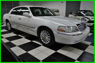 2003 Lincoln Town Car EXECUTIVE - 48K MILES - AMAZING CONDITION - 1 OWNER 2003 Executive LOW MILES - LIKE NEW - NICEST COLORS