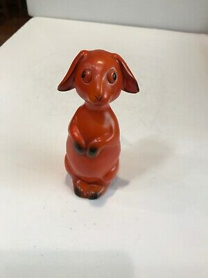 Schafer Vater Style Red Lamb Flask/Bottle Made in Germany