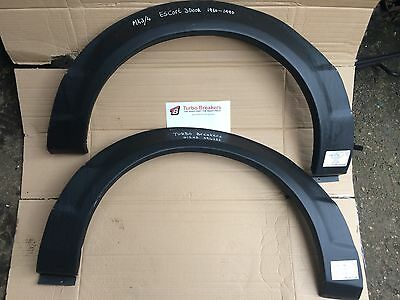 Ford Escort MK3/4 Rear Wheel Outer Arches Pair 3 door XR3i RS TURBO 25-25-59-1/2