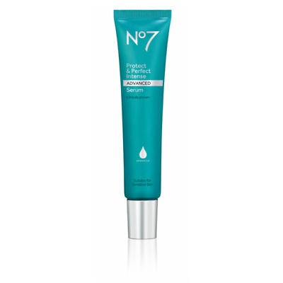 No7 Protect and Intense Advanced Serum - 50ml