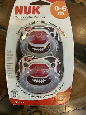 nuk orthodontic pacifier