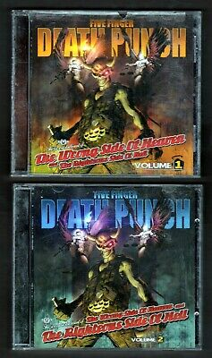 Five Finger Death Punch - LOT of (5) Different CD's