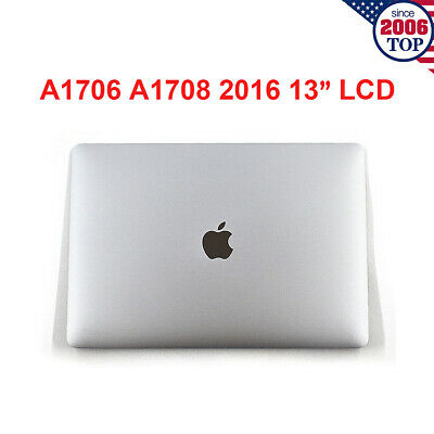 """13"""" Retina LCD Display Assembly for MacBook Pro A1706 A1708 2016 2017 Space Gray"""