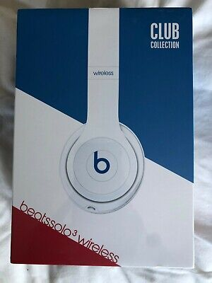 New And Sealed Beats Solo3 Wireless On Ear Headphones Satin Silver 181 48 Picclick Uk