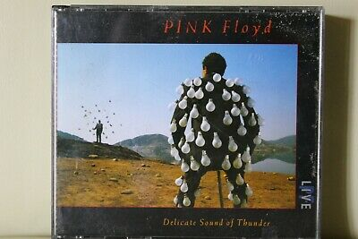 Pink Floyd Delicate Sound of Thunder CD 2 Discs Royal Mail 1st Class FAST & FREE