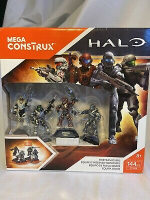 Halo Mega Construx Set #DYH88 Fireteam Osiris Team Flag