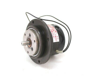 Mitsubishi ZKG-10H Powder Clutch 24V Electromechanical clutch 7mm Shaft