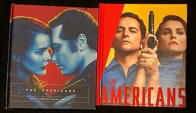 2016-17 FX EMMY DVD LOT THE AMERICANS 9 episodes Seasons 4 & 5 KERI RUSSELL RARE