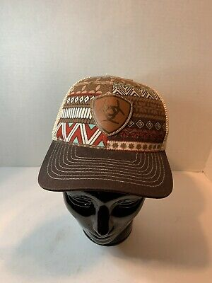 Ariat Youth Snapback Cap New W Tags