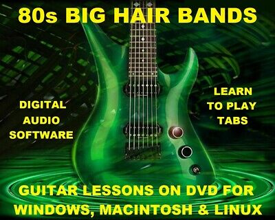 22 Songs Guitar Tab Lesson CD Software BLACK CROWES THE