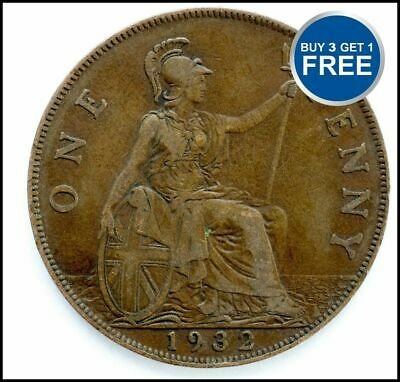 1911 To 1936 George V Penny / Pennies Choice Of Year / Date