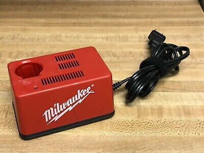 Milwaukee 48-59-0300 2.4 Volt One Hour Battery Charger