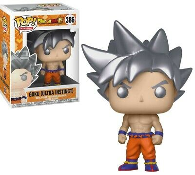 Funko Pop Animation Dragon Ball Super Goku (Ultra Instinct)