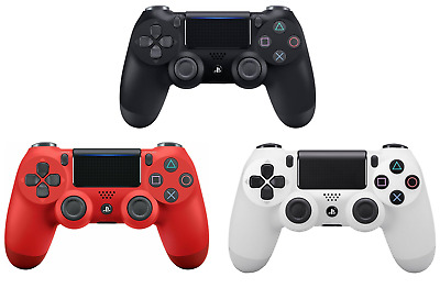 SONY PS4 DualShock 4 Wireless Controller V2 (Red/White/Black)✅ BRAND NEW ✅