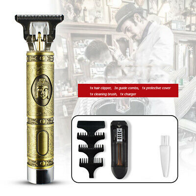 Professional Hair Clippers Trimmer Shaving Machine Cutting Cordless Barber BEST