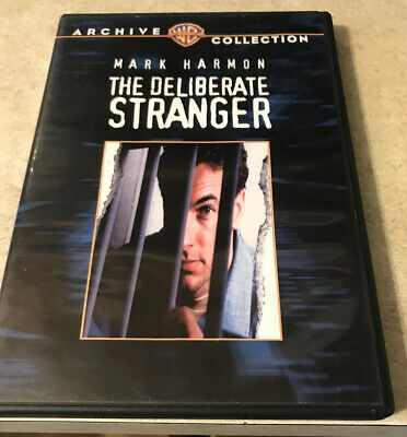 The Deliberate Stranger (DVD, 2009, 2-Disc Set) Complete VGC OOP