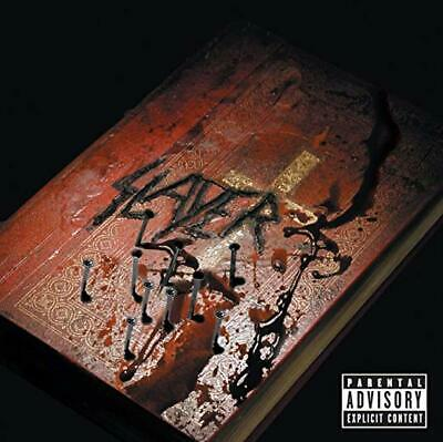 ID99z - Slayer - God Hates Us All - CD - New