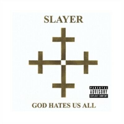 ID3z - Slayer - God Hates Us All - CD - New