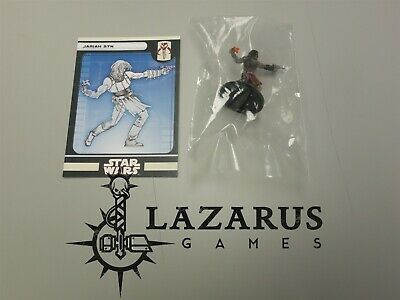 LEGACY OF THE FORCE JARIAH SYN STAR WARS MINIATURES