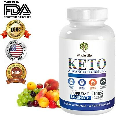 Best Keto Diet Pills Extreme Dieting Capsules -Weight Loss Perfect Fat Burner