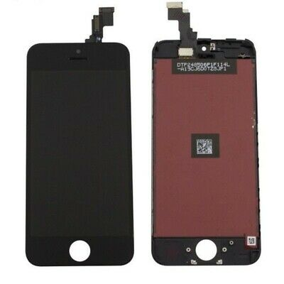 Ecran Complet LCD + Vitre Tactile + Chassis-iPhone 5C