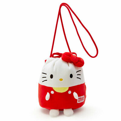 Hello Kitty sanrio basket style 2WAY shoulder bag  Limited quantity Japan 72