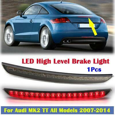 2Pin Fit for Audi MK2 TT 06-14 LED Rear High Level Additional Centre Brake Light