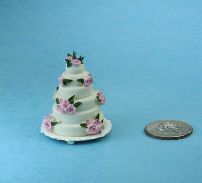 1:12 Scale Dollhouse Miniature Cookies /& Cream Cake for your Bakery #S134