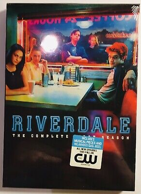 Riverdale: The Complete First Season 1 One (DVD, 2017 3-Disc Set) Sealed NEW