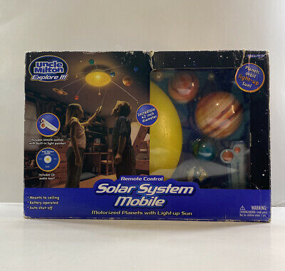 Uncle Milton Solar System In My Room Replacement Planets And Saturn Ring 19 99 Picclick