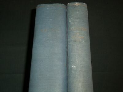 1939 Yachting Magazine Bound Volume Lot Of 2 - Complete Year - Great Ads - R 73