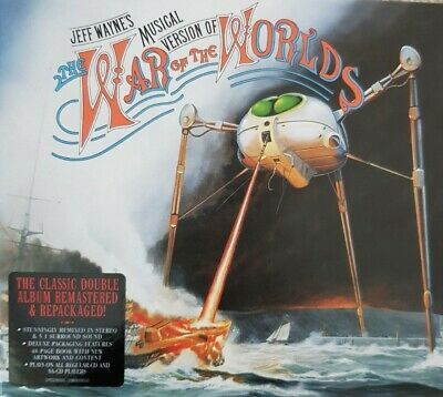 JEFF WAYNES WAR Of The Worlds Collectors Deluxe Edition 7