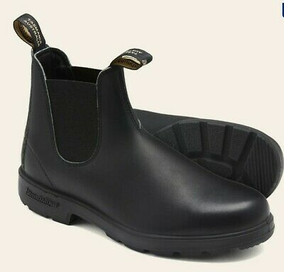 Blundstone Original 510 CHELSEA BOOTS Leather Pull On Boots Black