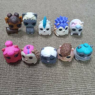 4x LOL Surprise Pets Doll Cheeky Hedgehog Spicy Hamsters Ham Pets Rare Toy Gift