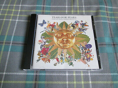 TEARS FOR FEARS Tears Roll Down (Greatest Hits 82-92) CD Album