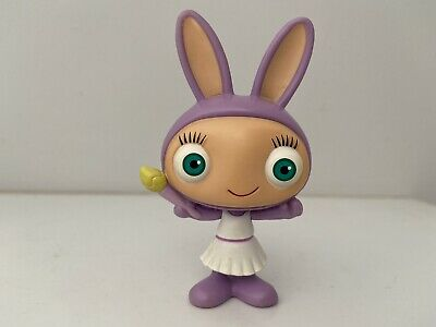 Cbeebies Waybuloo Lau Lau Figure Figurines Toy Animal Rabbit 3 3 95 Picclick Uk