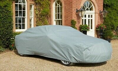 E93 PREMIUM FULLY WATERPROOF CAR COVER COTTON LINED BMW 3 SERIES CABRIOLET