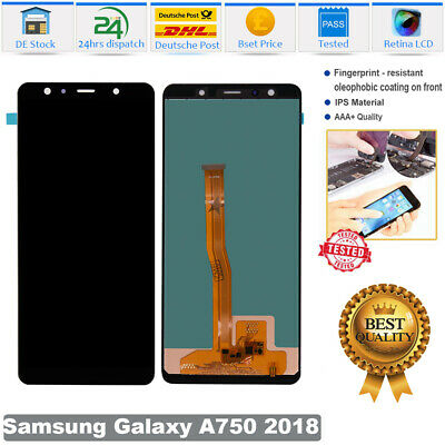 Für Samsung Galaxy A7 2018 A750 SM-A750F Touchscreen LCD Display Digitizer