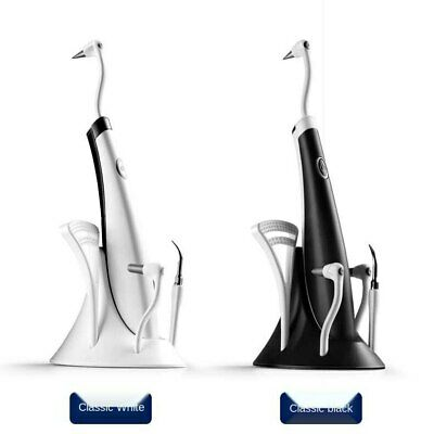 Portable dental care tool tooth cleaning instrument