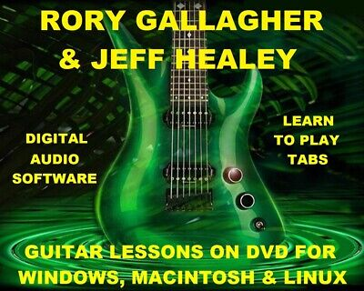 74 Songs NICKELBACK Guitar Tab Lesson CD Software