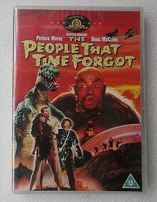 The People That Time Forgot (1977) DVD ~ Doug McClure ~ Brand New & Sealed