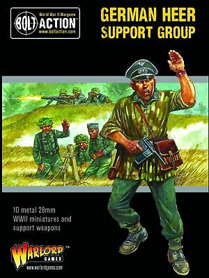 Warlord Games Bolt Action Kriegsmarine Squad Singles