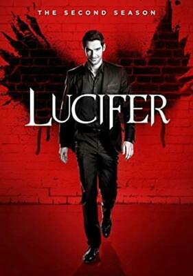 Lucifer: The Complete Second Season =Region 2 DVD=