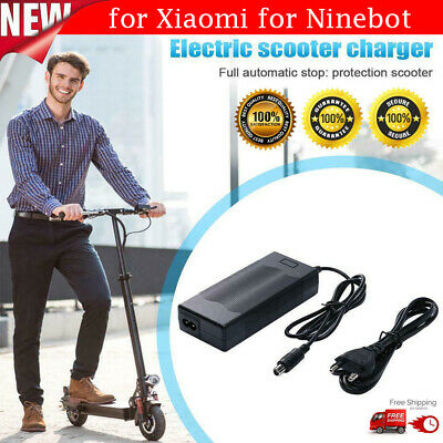 Electric Scooter Battery Charger For Segway Ninebot ES1 2 4 Xiaomi Mi M365//Pro