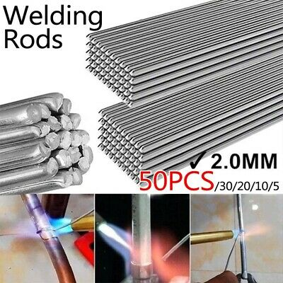 30X Low Temperature Aluminum Welding Solder Wire Flux Cored Brazing Repair Rods