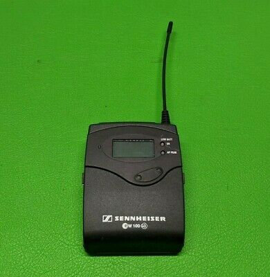 Sennheiser EW300 G2 Wireless Bodypack Transmitter 626-662MHz JH