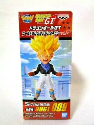 P Dragon Ball GT World Collectable Figure WCF vol.2 All 6 type set Japan F//S NEW