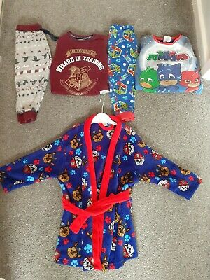 PJ Mask JOGGING SUIT Boys New Official 3-7 Years
