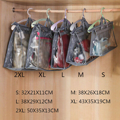 Set of 203050100 Dust Cover Storage Bags Cotton Drawstring Pouch for Handbags Purses Pocketbooks Shoes Dust bags